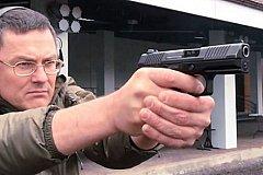В России к серийному производству допущен пистолет «Удав»