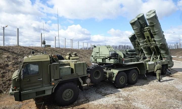 Зенитно-ракетный комплекс (ЗРС) С-500