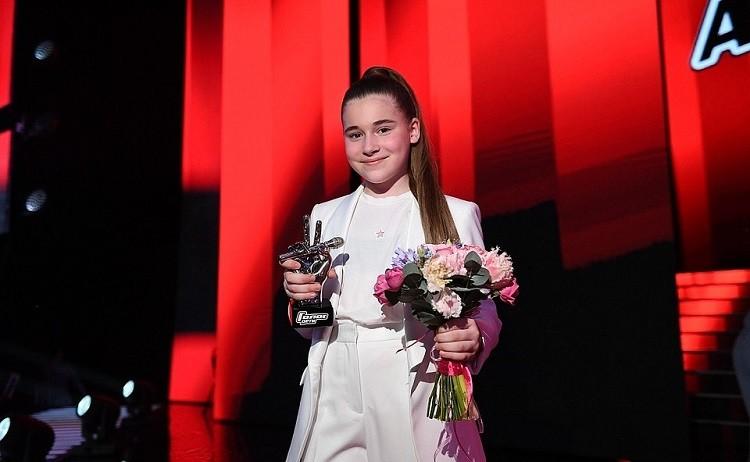 Дочь певицы Алсу Микелла Абрамова