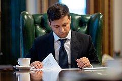 Новый президент Украины хочет новых глав МИД, Минобороны и СБУ
