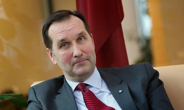 Посол Латвии в России Марис Риекстиньш. Фото: ТАСС