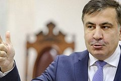 Саакашвили назвал Украину пригородом в Нигерии