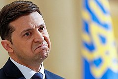 Разговаривать с Луганском и Донецком Зеленский не хочет