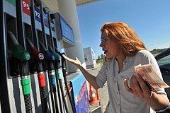 В России очередной взлёт цен на бензин