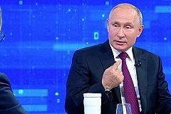 Путин не считает «патриотов» из «Единой России» бандой