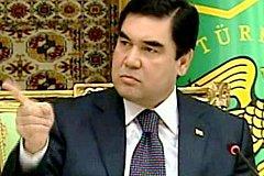 Посольство Туркмении назвало сообщения о смерти Бердымухамедова ложью