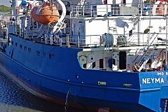 Моряки с задержанного российского танкера отпущены на свободу